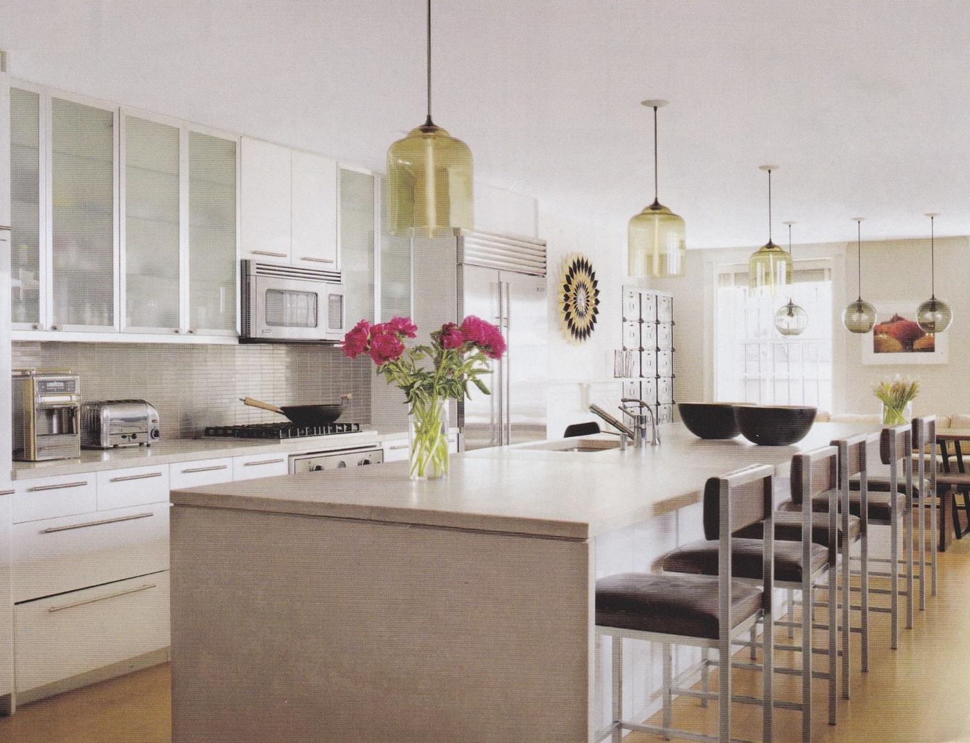 modern cabinet hardware ideas- christine markatos design